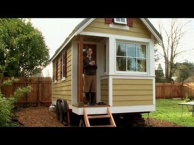 Las mini-casas aumentan en EEUU