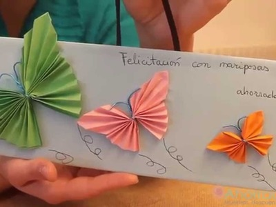 Tarjeta felicitación día del padre. Father's Day Greeting Card