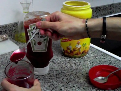 Como hacer sangre - By  Sergi Serrano