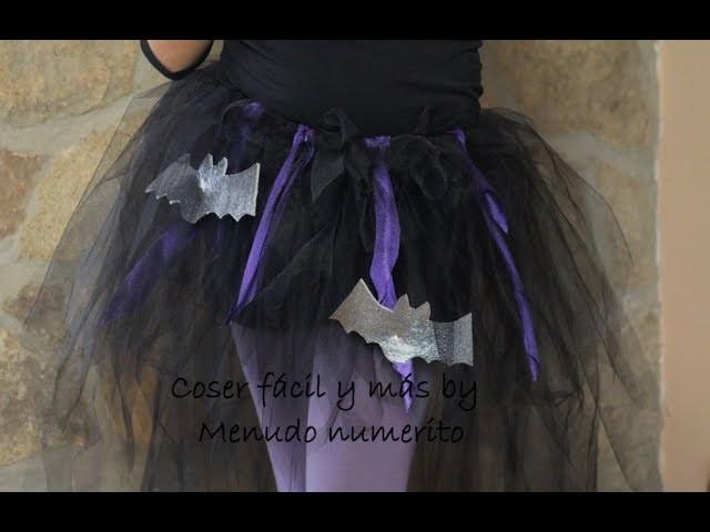 Cómo hacer un disfraz de bruja sin coser