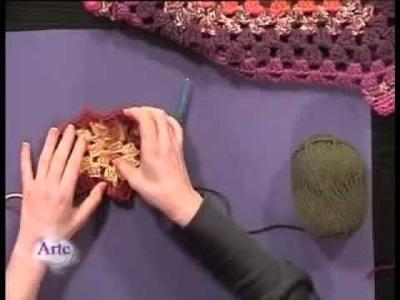 Hilados LHO en ARTEZ TV. Sacón al crochet.