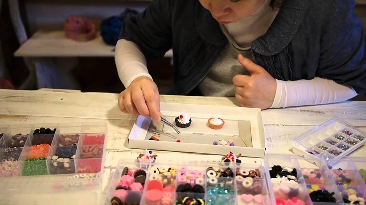 How to make Japan food toy,如何使日本食品玩具,Cómo hacer juguetes de alimentos de Japón