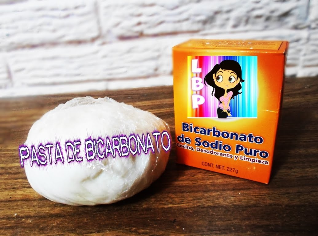Porcelana FRIA BICARBONATO FACIL Y RAPIDA 3 INGREDIENTES. SODA CLAY EASY !!