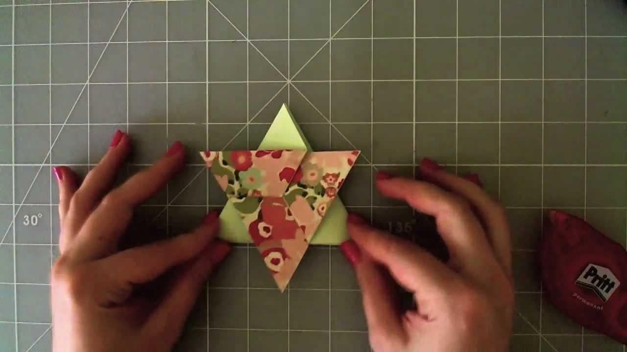 Star card - Tarjeta estrella