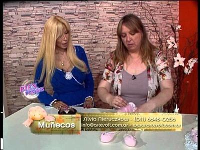 161 - Bienvenidas TV - Programa del 08 de Noviembre de 2012