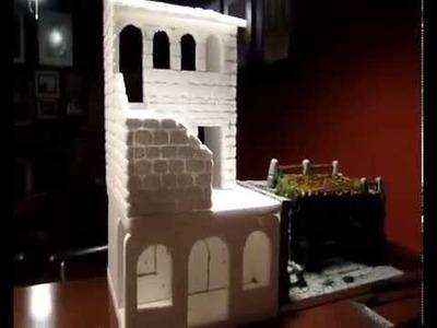 Belén modular paso a paso : Modulo 2 : Edificio de