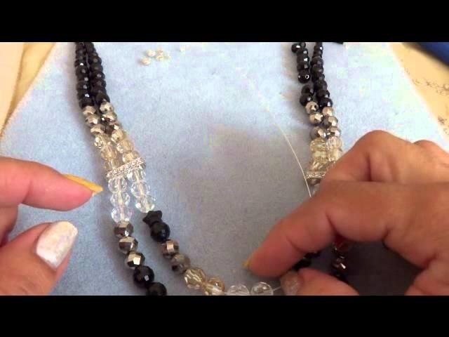 Collar Cristal Swarovski, #105