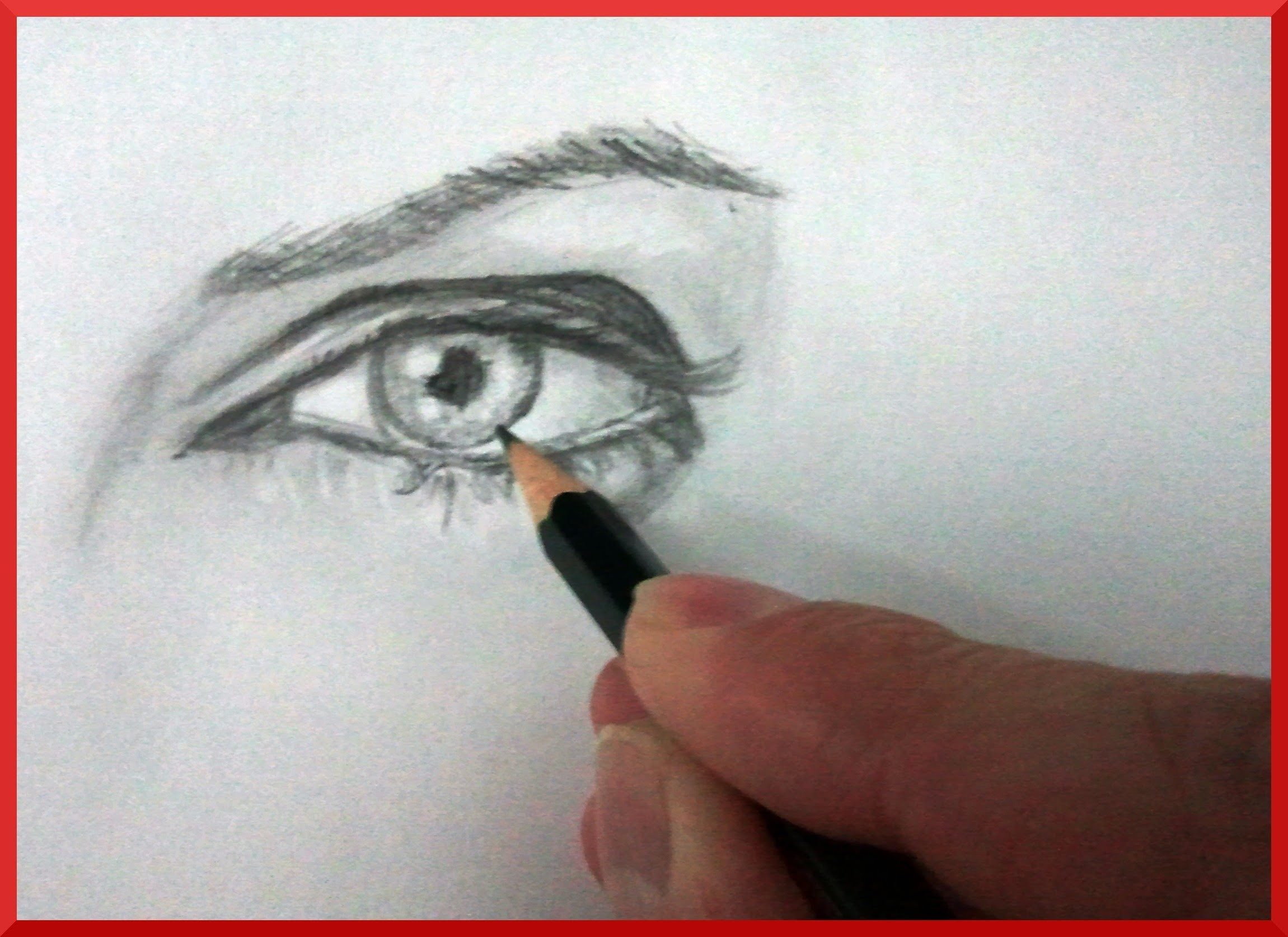 Como Dibujar Ojos (Mejor) How to Draw Eyes (Better): Técnicas de Dibujo y Retrato