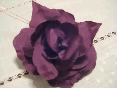 Como Hacer Flores De Flamenca