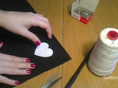 Cómo hacer siluetas sobre tela | facilisimo.com