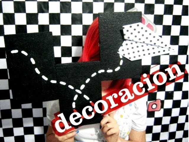 Decoración  ♥  Cuadro colgante ¡FÁCIL y accesible!. DIY Room Decorations