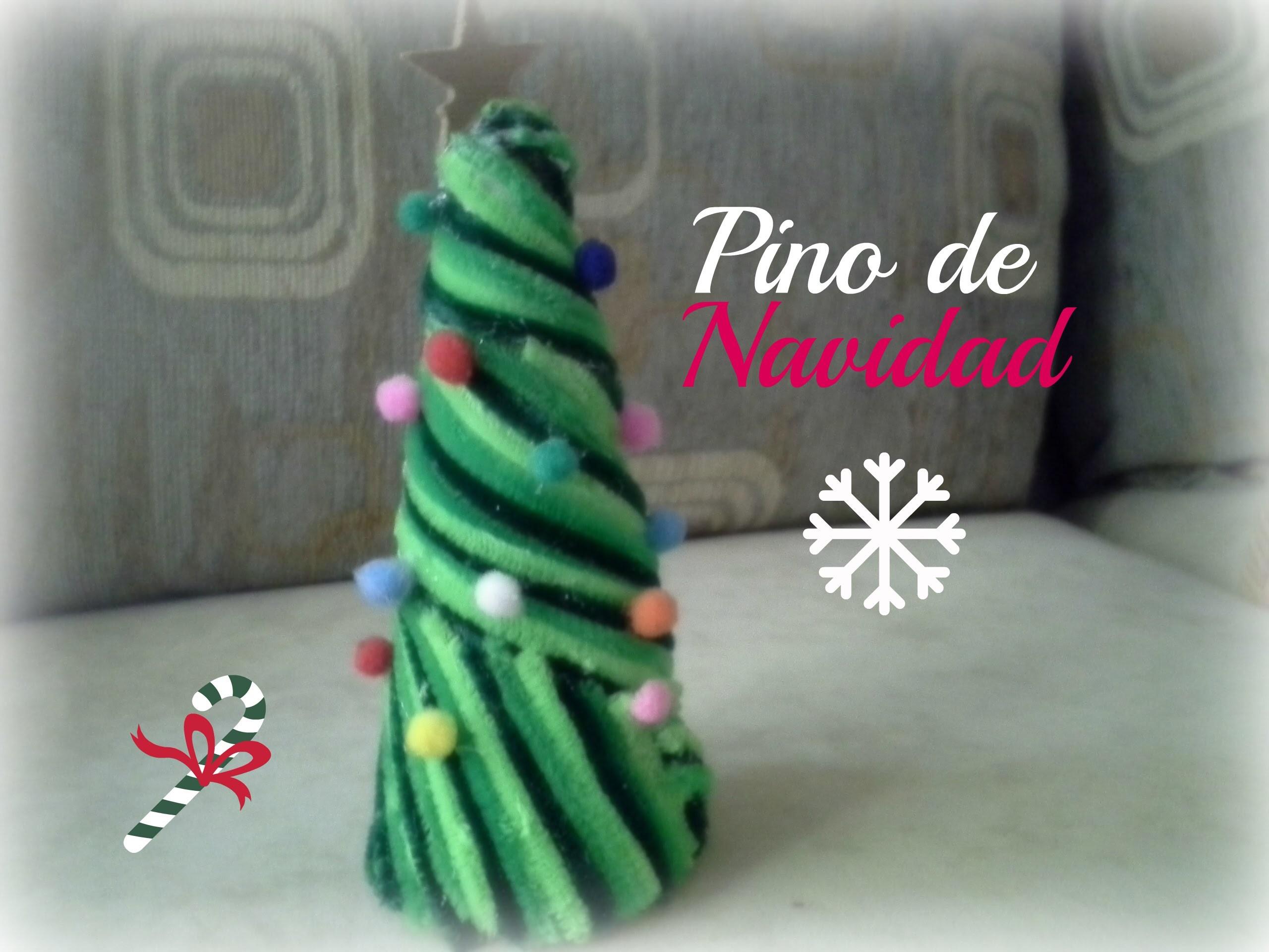 Pino de navidad | Tuto express