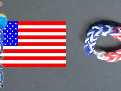 Pulsera de gomitas de Estados Unidos