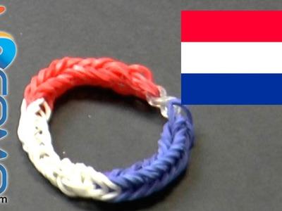 Pulsera de gomitas de Holanda