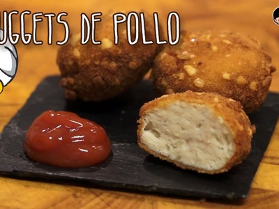 Receta 101# Nuggets de pollo