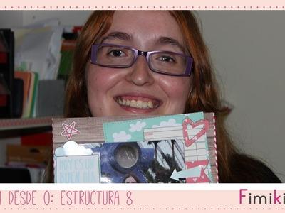 Álbum desde 0: Estructura 8