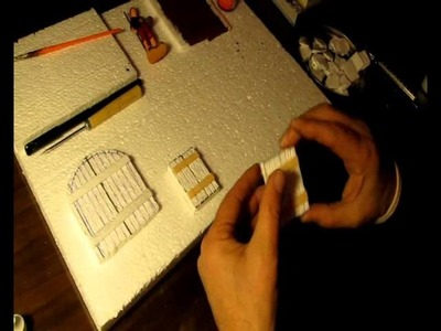 Belen modular paso a paso :           modulo 2 : Edificio tres plantas