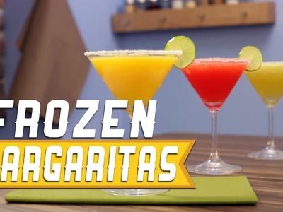 ¿Cómo preparar Frozen Margaritas? - Cocina Fresca