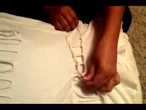 Como renovar tu blusa