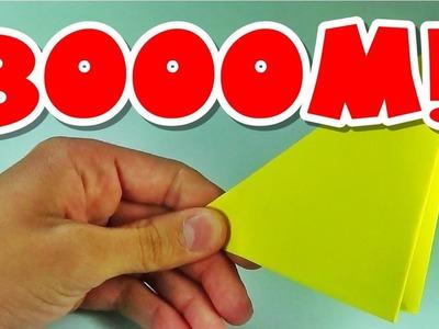 EXPLOSIÓN de Papel - Origami