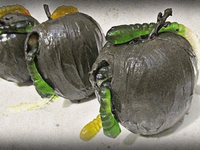 Manzanas podridas - Especial Halloween