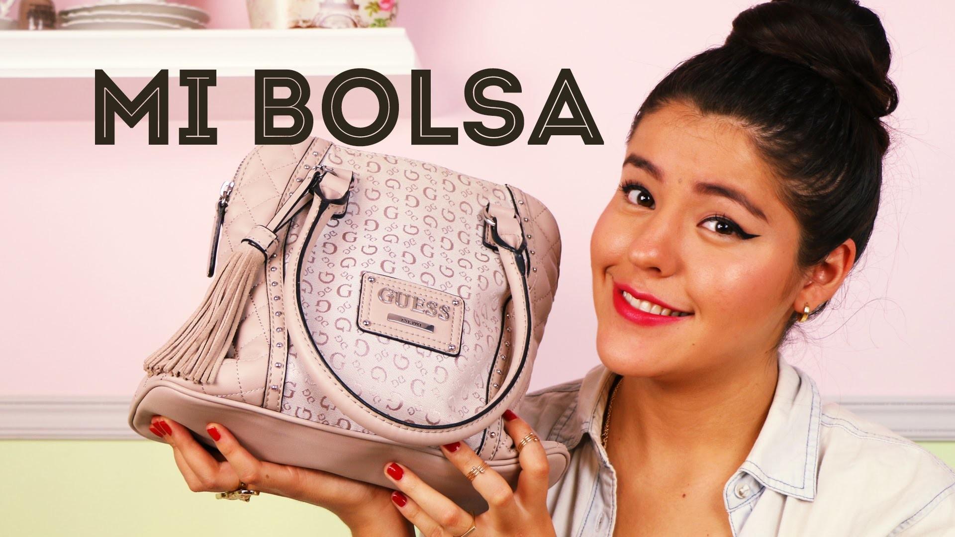 ¿QUE LLEVO EN MI BOLSA? LESSLIE POLINESIA | MUSAS