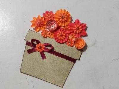 Tarjeta | regalo para mamá