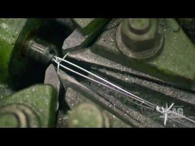 Alambre Galvanizado y Espigado, cómo lo fabrica Aceros de Guatemala