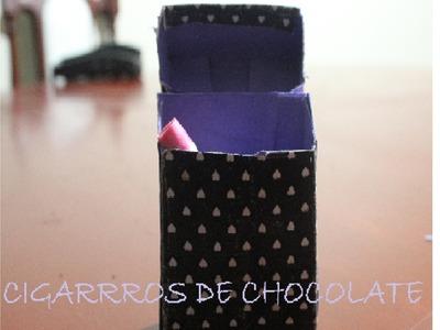 Cigarros de Chocolate ♡ DaanShii ♡