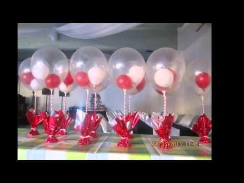 Cómo decorar tu mesa de cumpleaños