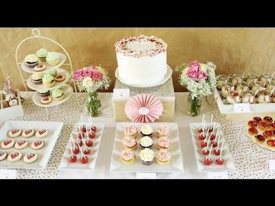 Cómo decorar una fiesta de cumpleaños