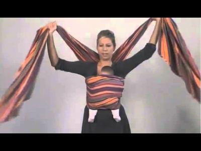 Como hacer un nudo en el portabebes de amazonas.de