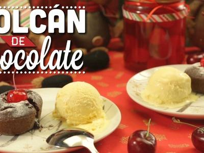 ¿Cómo preparar Volcán de Chocolate? - Cocina Fresca