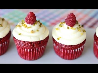 Cupcakes Red Velvet - Cupcakes Terciopelo Rojo