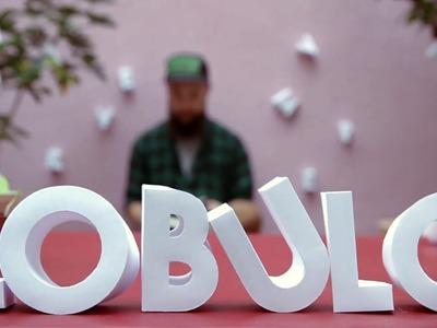 Curso Online de Lettering a todo volumen con Lobulo
