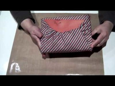 Envoltorios creativos para regalos: fácil, baratitos y superoriginales. Cómo envolver sin papel.