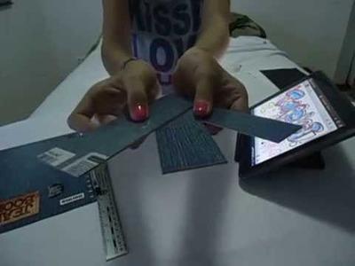 Novedoso soporte para Tablets hecho en casa