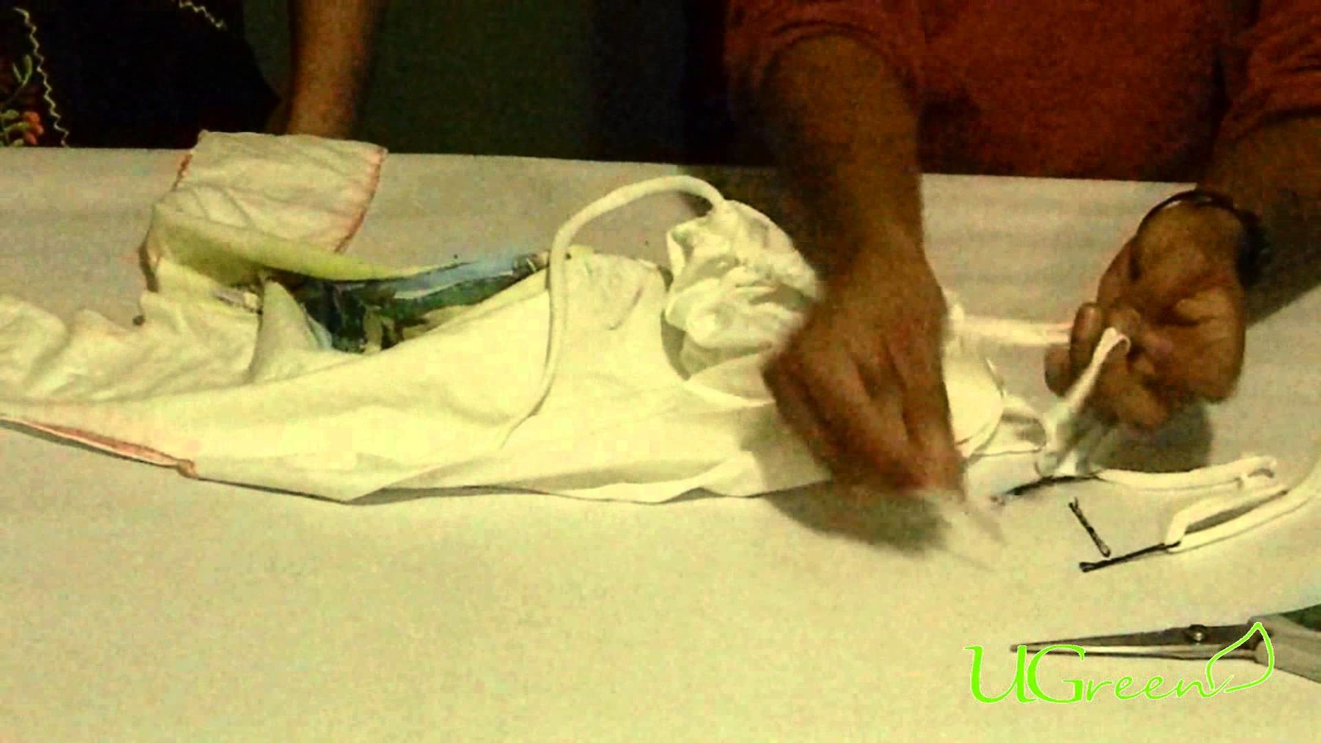 Tutorial No.3 Bolsa De Playera Reciclada