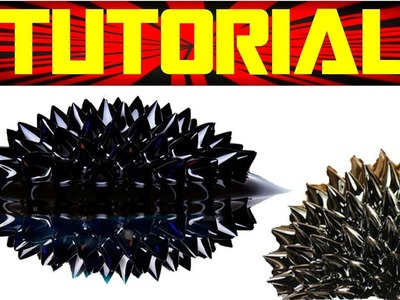 Como Hacer un FerroFluido Casero | Experimentos Caseros