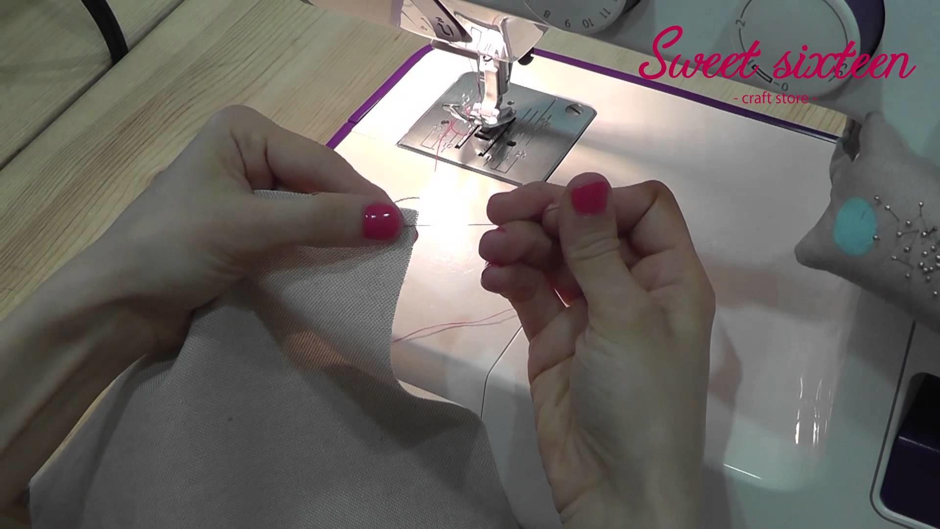 Daily Sweet Cap 19: Como fruncir tejidos. Costura