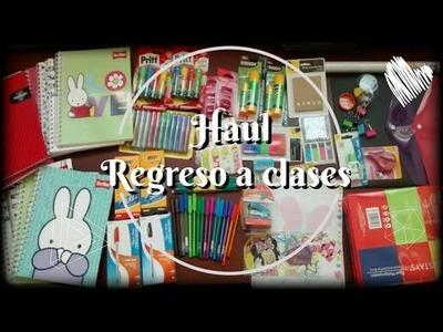 Haul regreso a clases 2015 - Ingenio KD