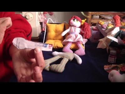 Muñecos Soft. amigas en hamaca de CD 1.2 proyecto 33