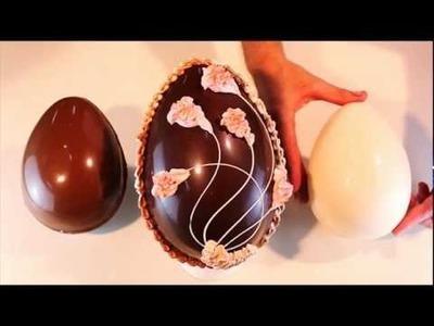 Paso a paso huevo de Pascua básico - Carat Coverlux (1 de 4 en 2013).wmv