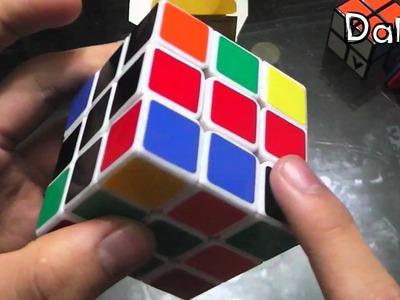 TUTORIAL: Como Armar El Cubo Rubik (Metodo Básico)