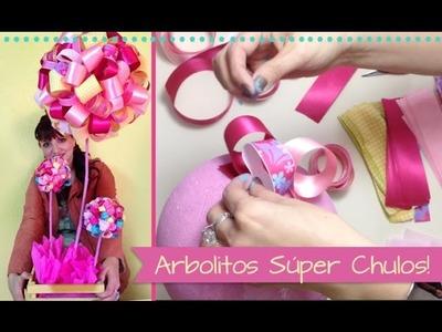 Chuladas Creativas :: Arbolitos Decorativos :: Centros de Mesa :: Baby