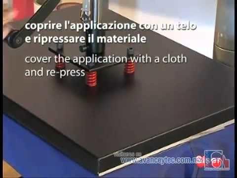 Cómo decorar una playera aplicando Vinil Textil Easyweed