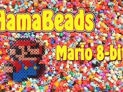 [HAMABEADS] Como hacer un Mario 8-bits