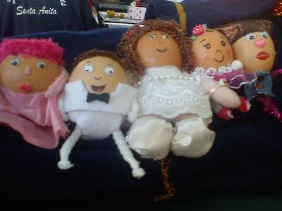 Mapi y sus primos♥ Proyecto escolar, bebes de huevo