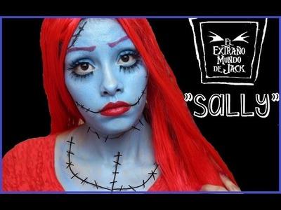 """Maquillaje para parejas☾SALLY """"El extraño mundo de Jack"""" Colab. MystyleCB"""