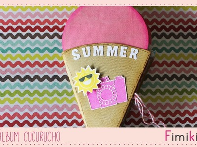 Mini álbum Cucurucho